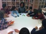 Club lectura infantil, novembre 2011