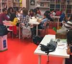 Club de lectura infantil, octubre 2011