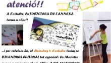 Inauguració delaSocioteca 2013/14