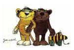 històries del petit os i el tigre